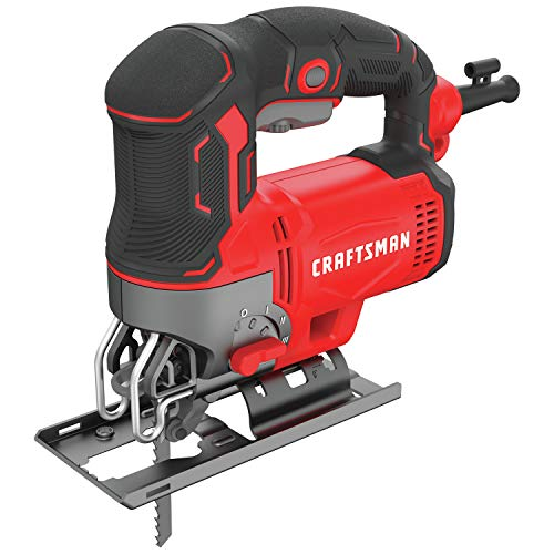 CRAFTSMAN Jig Saw, 6.0-Amp, Corded (CMES612)