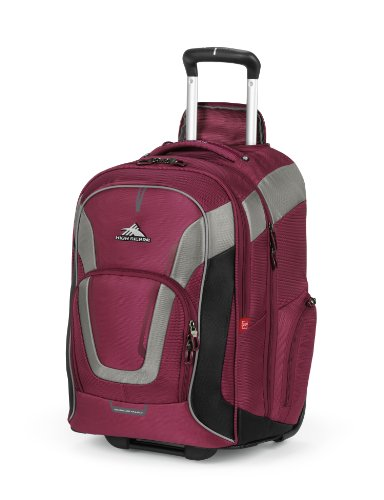High Sierra AT7 Outdoor Wheeled Backpack