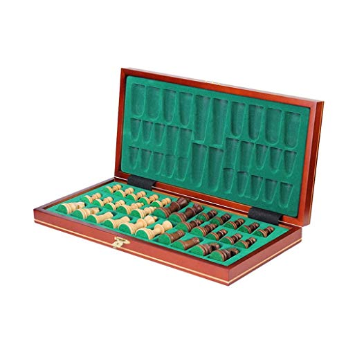 Yccx Collecter Chess Mosaic Juego de Backgammon Antiguo Orient Lujo de Madera...