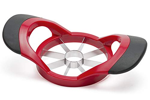 Ortarco Apple Corer Slicer Fruit Cutter Divider 8 Stainless Steel