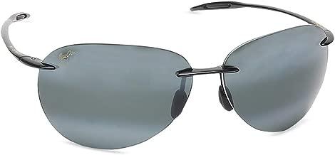 Maui Jim Sunglasses   Sugar Beach H421    Rimless Frame, Polarized Lenses, with Patented PolarizedPlus2 Lens Technology