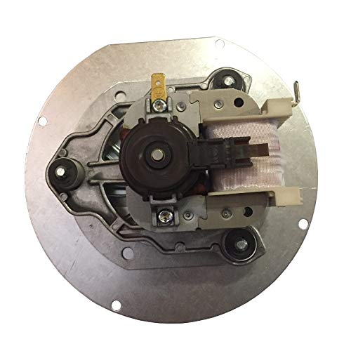 Estrattore, aspiratore fumi EBM RR152/0020-3030 progettato per l'impiego in stufe a pellet e caldaie a biomasse COD. 14706111
