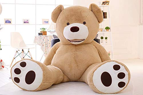 bananair Nounours GEANT XXL, Peluche Teddy Bear Immense, pou
