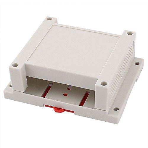 Aexit Kunststoff elektrische Elektronik & Foto Terminal Anschlussdose Projekt Box Stecker Festnetztelefone, VOIP & Zubehör 95x90x40mm de