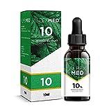 ALPEX-MED® 10 Prozent Terpen-Extrakt Tropfen in Apotheken Qualität 10ml | Milder Geschmack, hohe Wirksamkeit...
