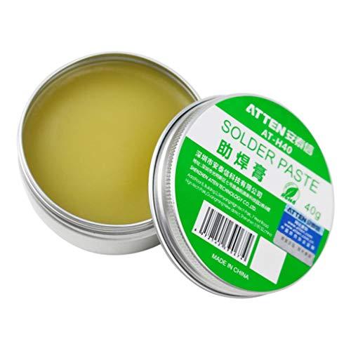 harayaa Flussante per Riparazione Pasta Saldante SMT SMD Senza - AT-H40