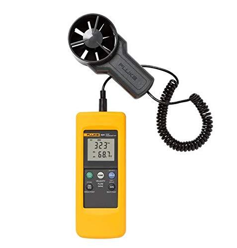 Fluke 925 Anemometer Wind Speed Air Flow Velocity Temperature Meter