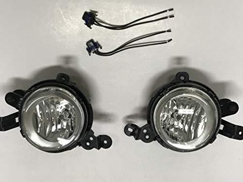 Kia Motors OEM Genuine 92201-B2010, 92202-B2010 Fog Lights