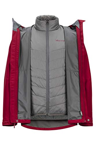 Marmot Minimalist Component Jacket Veste de Pluie Hardshell, Imperméable, Coupe-Vent, imperméable à l'eau, Respirante Homme Brick FR: 2XL (Taille Fabricant: XXL)