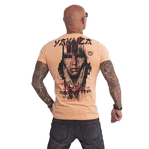 Yakuza Herren Face of Evil T-Shirt