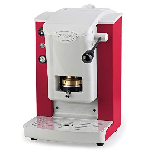 Macchina da Caffè a Cialda Faber SLOT PLAST ABS BIANCO + 15 CIALDE EMOZIONI QUOTIDIANE