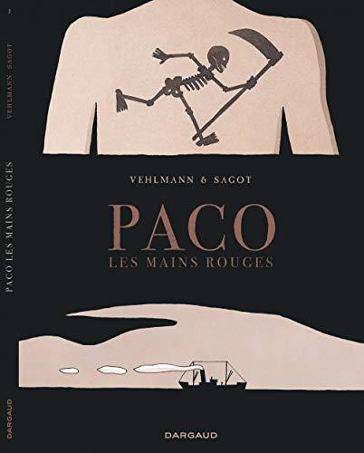 Paco Les Mains Rouges - tome 1 - Paco les mains rouges (1/2)