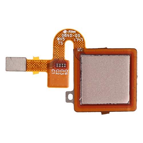 HUANGCAIXIA Cable Flexible del teléfono Cable Flexible de Sensor de Huella Dactilar para Xiaomi Redmi 5 Plus Accesorios para Celular