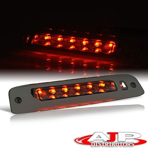 Replacement LED 3rd Brake Light Cargo Smoke Lens Lamp For Ford Expedition