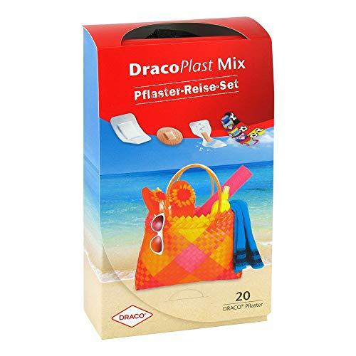 DRACOPLAST Mix Pflaster/ster.Wundverb./Kinderpfl. 20 St