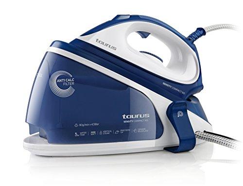 Taurus Compac Sensity Compact NS-Centro Planchado, Elimina Virus y bacterias,
