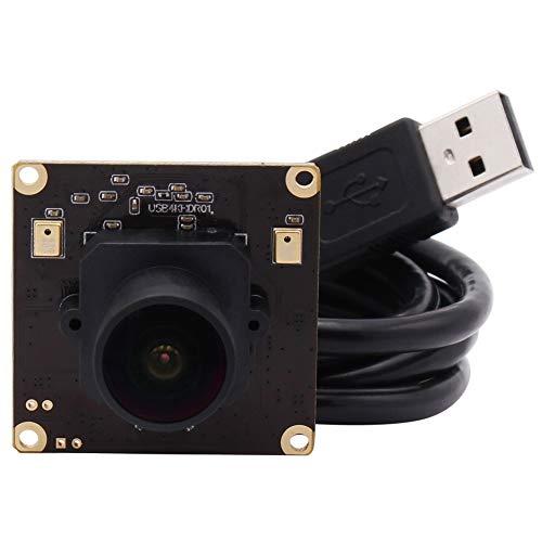 ELP 4K Webcam IMX317 Sensor Ultra HD Weitwinkel PC Web Kamera Mini UVC Kamera 3840x216030fps fur MacWindowsLinuxRaspberry Pi2160P USB Videokonferenz Industrie OTG Webkamera USB4KHDR01 L170
