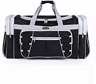 BEESCLOVER Waterproof Large Capacity Sports Gym Bag Outdoor Multifunction Sporting Travel Handbag Training Duffle Bags for Men Women