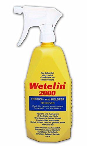 Wetelin 2000 Teppich- und Polster Reiniger 1 L incl. Sprüher