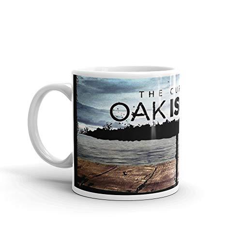 oak island. 11 Oz Mugs Made Of Durable Ceramic With An Easy Grip Handle.This Coffee Mug Has A Hefty But Classic Feel