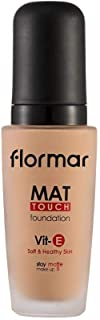 Flormar Mat Touch Foundation Face Foundation - 303