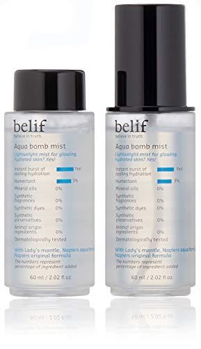 Belif Aqua Bomb Mist | Hydrating Facial Mist for Dehydrated Skin |...