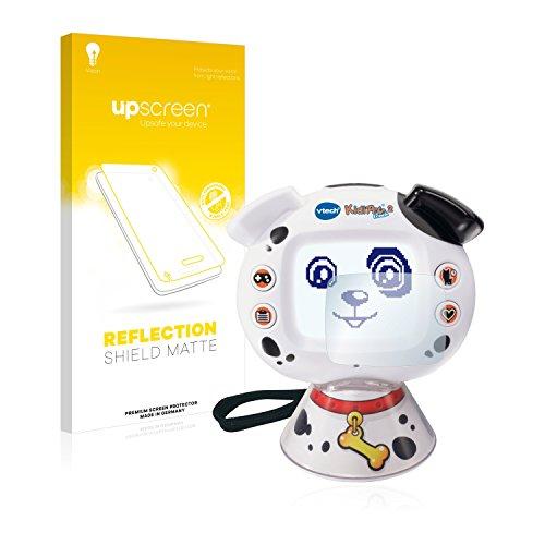 upscreen Protector Pantalla Mate Compatible con Vtech KidiPet Touch 2 (Perro) Película
