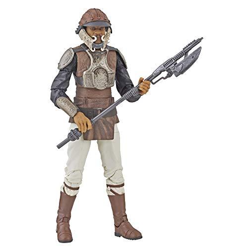 "Star Wars E1214 The Black Series 6"" Lando Calrissian (Skiff Guard Disguise) Figure"