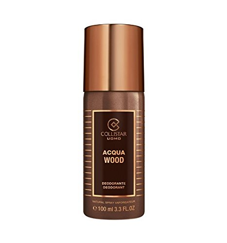 Acqua Wood COLLISTAR Deodorant Heren 100 ml Spray
