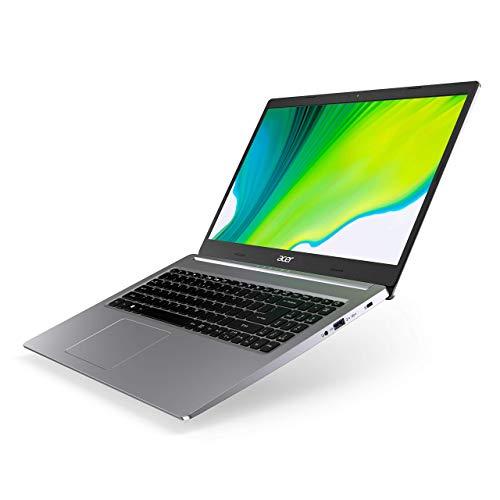 Acer Aspire 3 A315-23 15.6 inch Laptop (AMD Ryzen 5 3500U, 8GB RAM, 128GB SSD, Full HD Display, Windows 10, Silver) (Renewed)