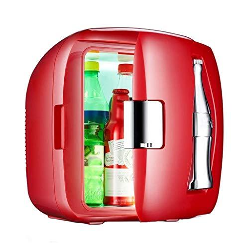 XH shop 9L mini piccolo frigorifero auto dormitorio a duplice uso frigorifero auto refrigerazione latte materno refrigerato congelato in miniatura XXHH