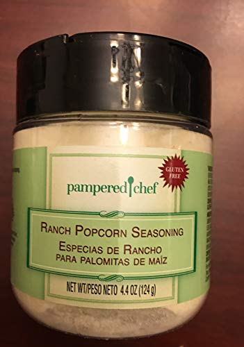 Buy PAMPERED CHEF RANCH POPCORN SEASONING. #9058