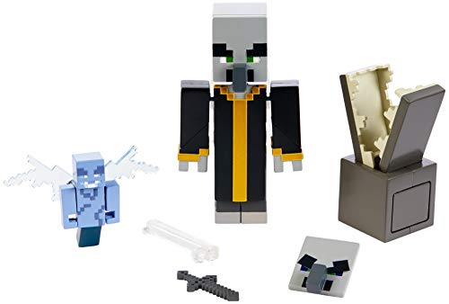 Minecraft Comic Maker Multipack Attack Set w/ Evoker and Vexe $7 + Free Shipping w/ Prime or $25+
