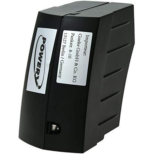Accu voor Kärcher elektrische bezem / -Stofzuiger K55 2000mAh NiMH, 4,8V, NiMH