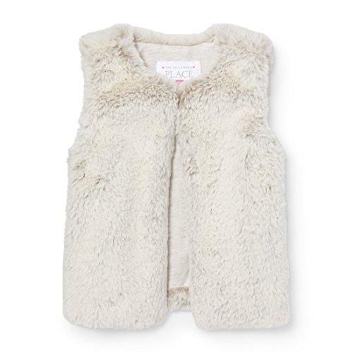 The Children's Place Baby Girls' Vest, Multi Clr 91777, 2T
