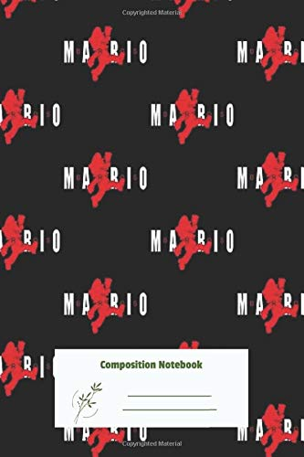 Composition Notebook: Air Mario for writing , Sketching , Journal