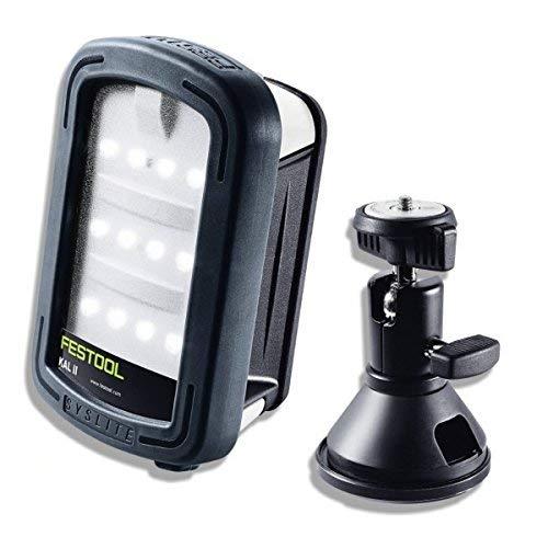 Festool 499815 Lampe KAL II SYSLITE, im Set mit Magnetkugelkopf