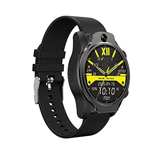 XYJ Rollme S08 1.69'IPS Pantalla Redonda 3 + 32G Smart Watch, 8MP + 8MP Dual CAMIENTE 1360mAh + 2200mAh Compartimiento de Carga IP68 Impermeable 4g Llamada