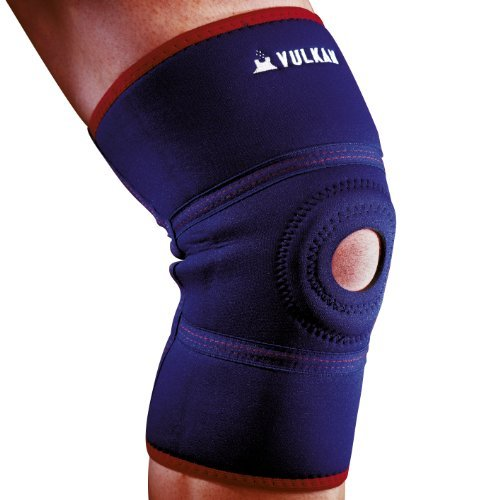 Vulkan Classic 3041 Open Knee Support with Aerotherm Breathable Lining - X-Small by Mobilis Rolyan