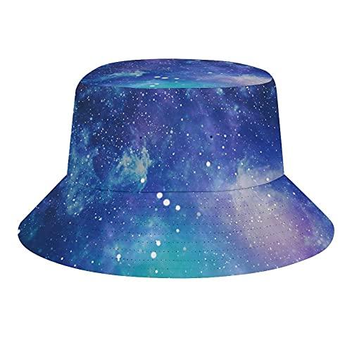 MEITD Sombrero de cubo de verano al aire libre sol protección UV Casual pesca Cap linda chica