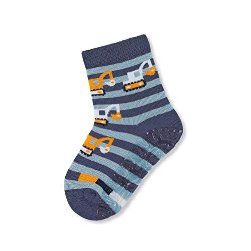 Sterntaler Baby Jungen Tunika mit Capri-leggins Socken, Blau, 23W 24L EU