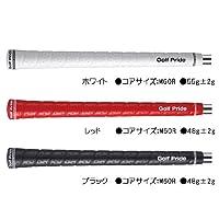ゴルフプライド ツアーラップ2G M60 バックラインなし ゴルフグリップ10本セット ホワイト