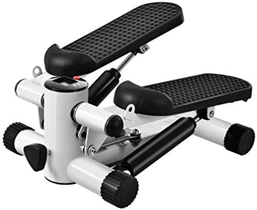 WSJYP Bicicletta Ellittica sotto la Scrivania, Mini Macchina Ellittica per Cyclette con Pedale Antiscivolo, Silenzioso e Compatto Trainer Ufficio da Casa,Black