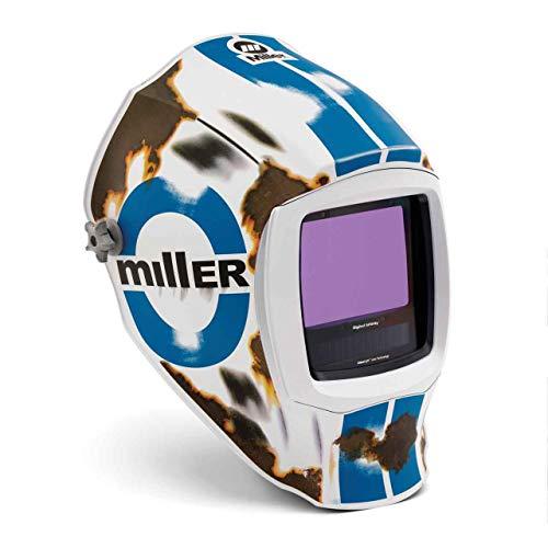 Miller 280051 Digital Infinity, Relic, Auto Darkening Welding Helmet