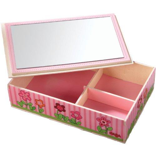 Haba 7433 Bastelset Schmuckbox Rosalina