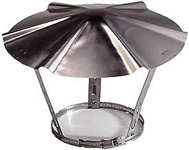 /Accessoire/ Chapeau de ventilation Hotte/ /Purgeur de toit DN 160//150/aufs Tube