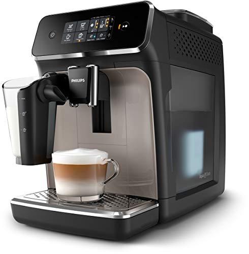 Philips EP2235/40 Filterkaffeemaschine 1.8l 10Tassen Schwarz Kaffeemaschine