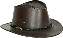 Zacharias Mens Cowboy Hat