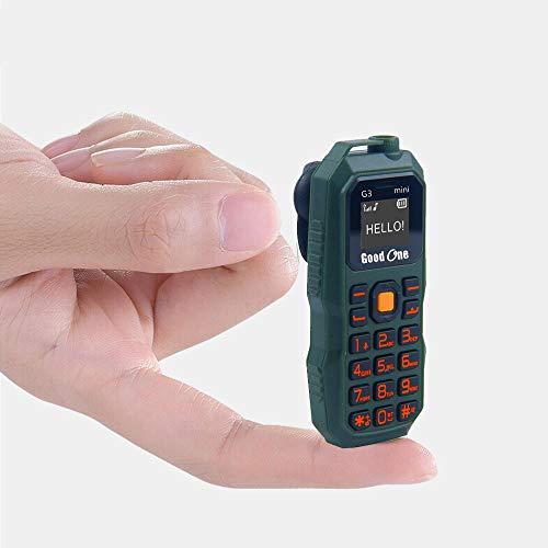 Goodone G3 Mini Dual SIM, Green