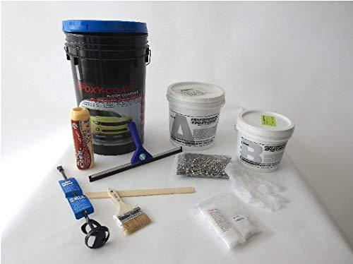 Epoxy Floor Coating - Full Kit